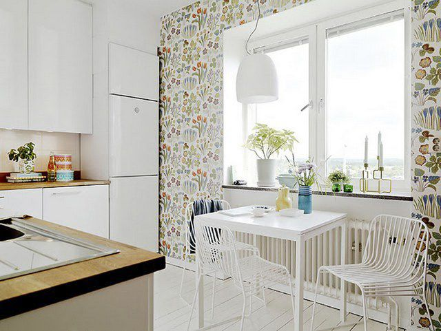 154261084630scandinavian apartment deco kitchen nook